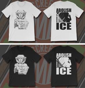 Image of [shirt] Abolish Ice / Help Immigrant Families