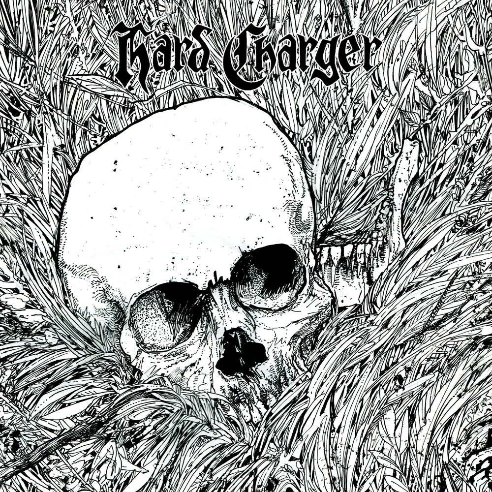Image of Hard Charger / Sights of War • Split LP