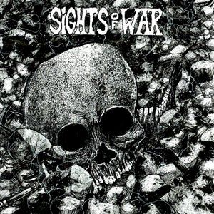 Image of Hard Charger / Sights of War • Split LP **pre-order** OUT JULY 20th