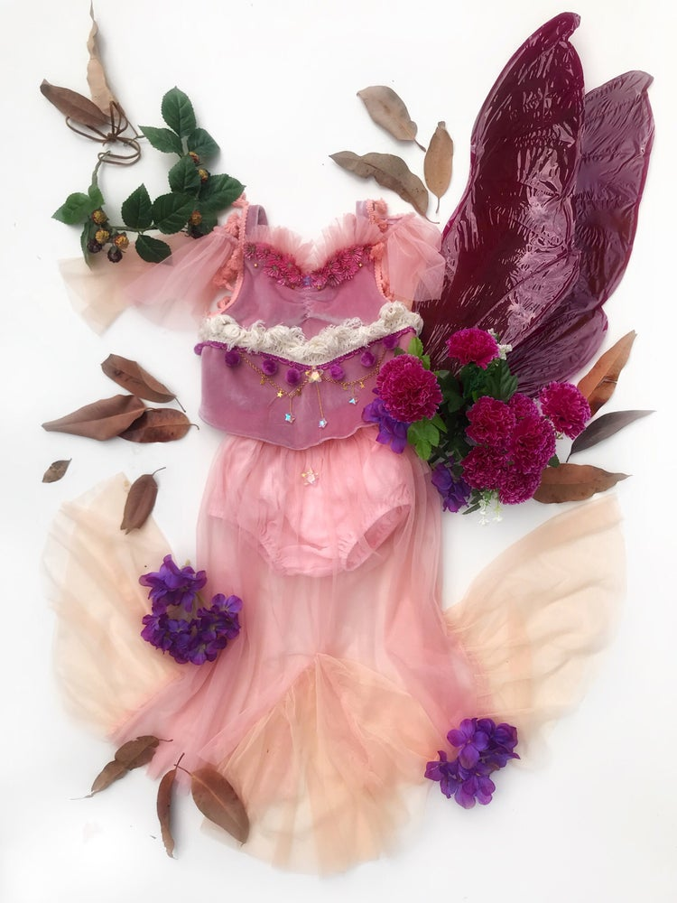 Image of fairy crop | velvet