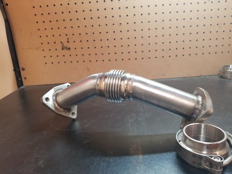 Image of Z31 updated Crossover pipe