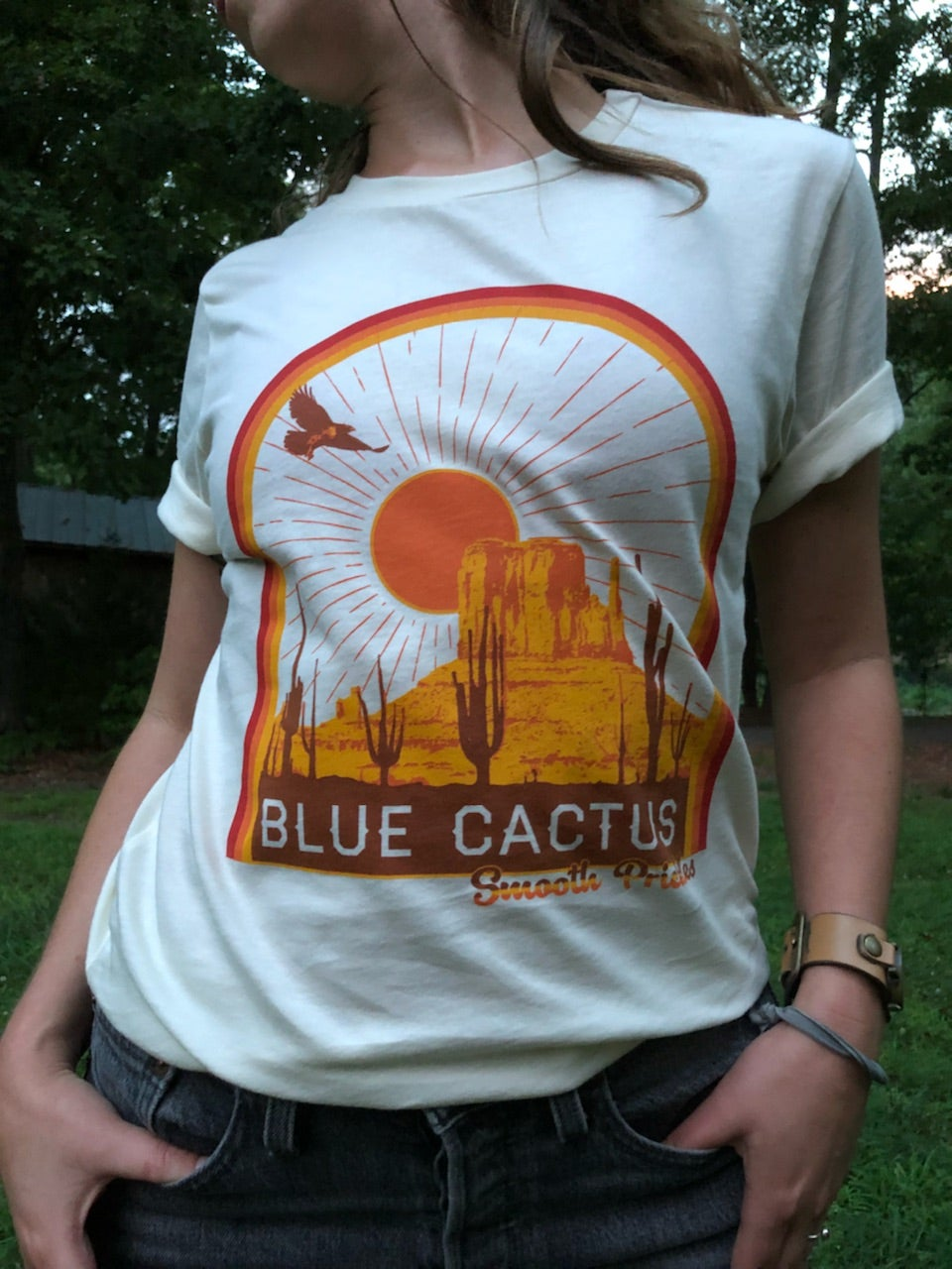 Image of Smooth Prickles T-shirt (UNISEX)