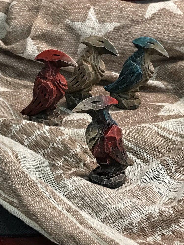 Image of RedWhiteAndBluebirds Preorder