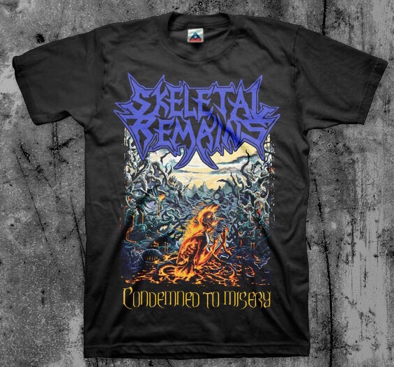 Image of Condemned To Misery T-Shirt