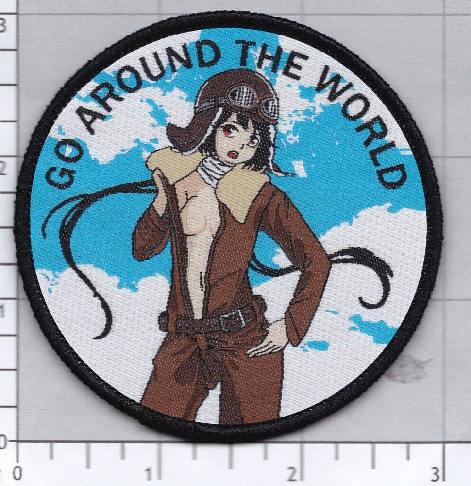Image of GO AROUND THE WORLD