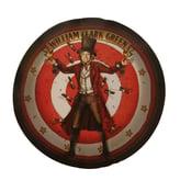 Image of Circus Round sticker