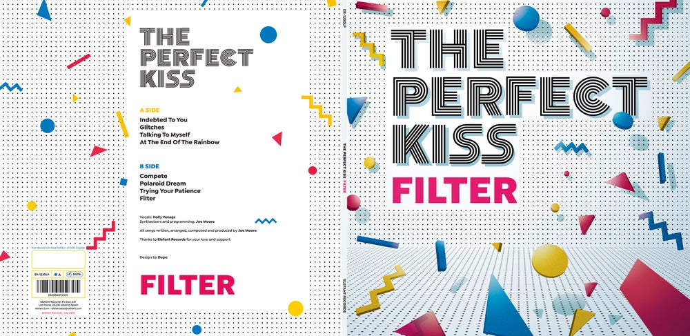 THE PERFECT KISS - Filter (Limited Edition Magenta 10
