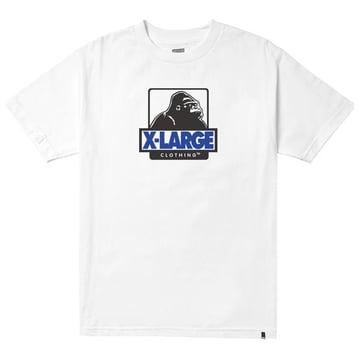 Image of XLARGE - OG LOGO SS TEE (WHITE)