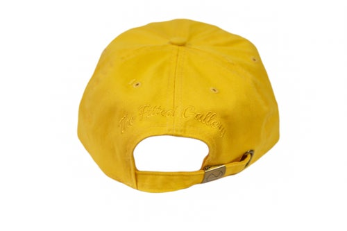 Image of Yellow Im In My Bag Dad Hat