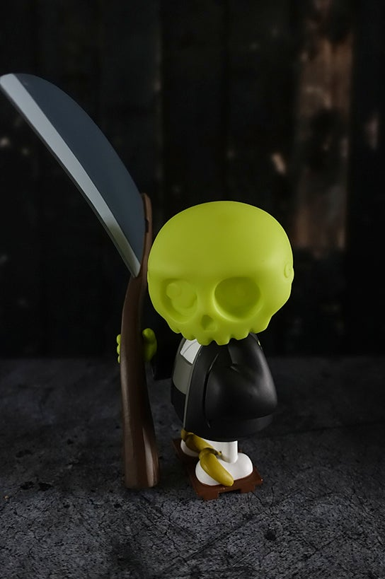 Image of Shinigami - Toxic Lime Colorway