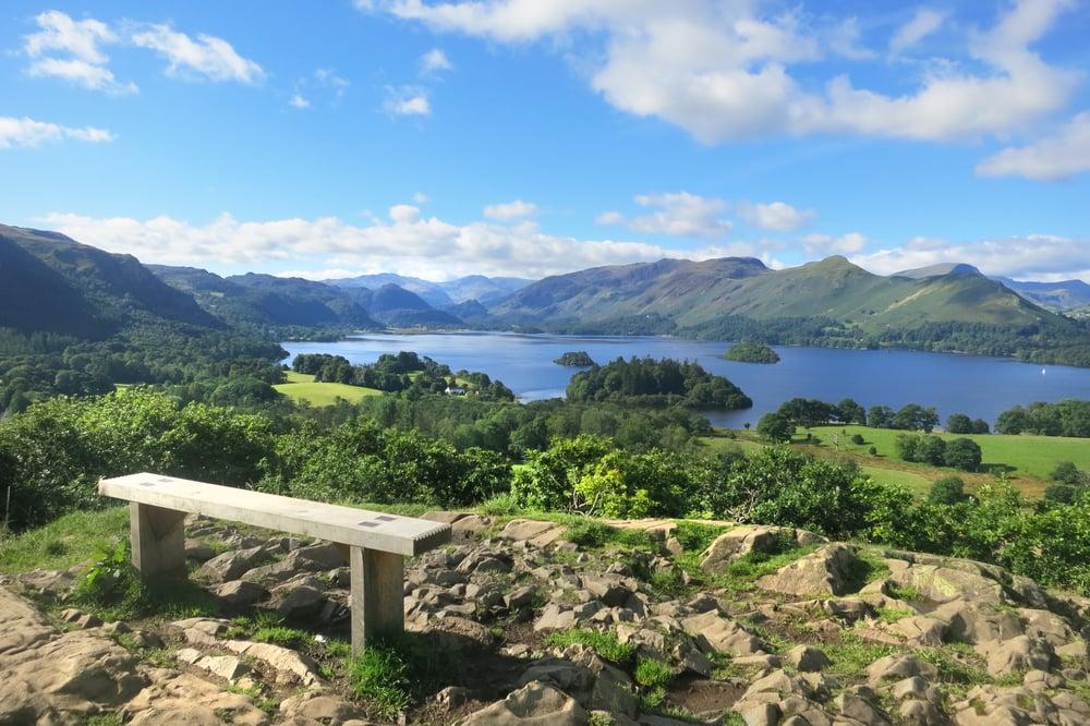 Image of Derwent Water, Lake District
