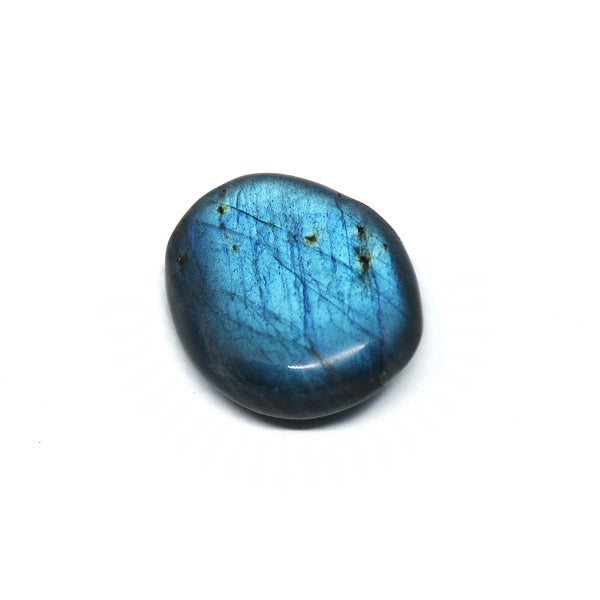 Image of Aqua labradorite pebble