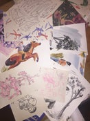 Image of Scraps and More 2 - Jillian Tamaki / Michael DeForge