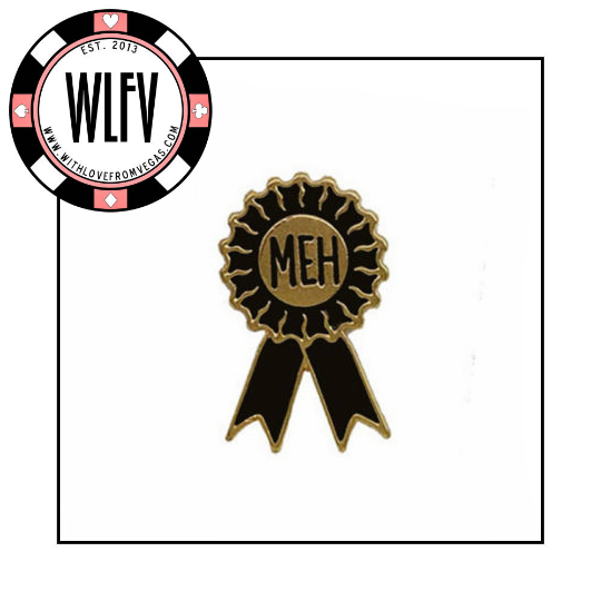 Image of Meh Ribbon