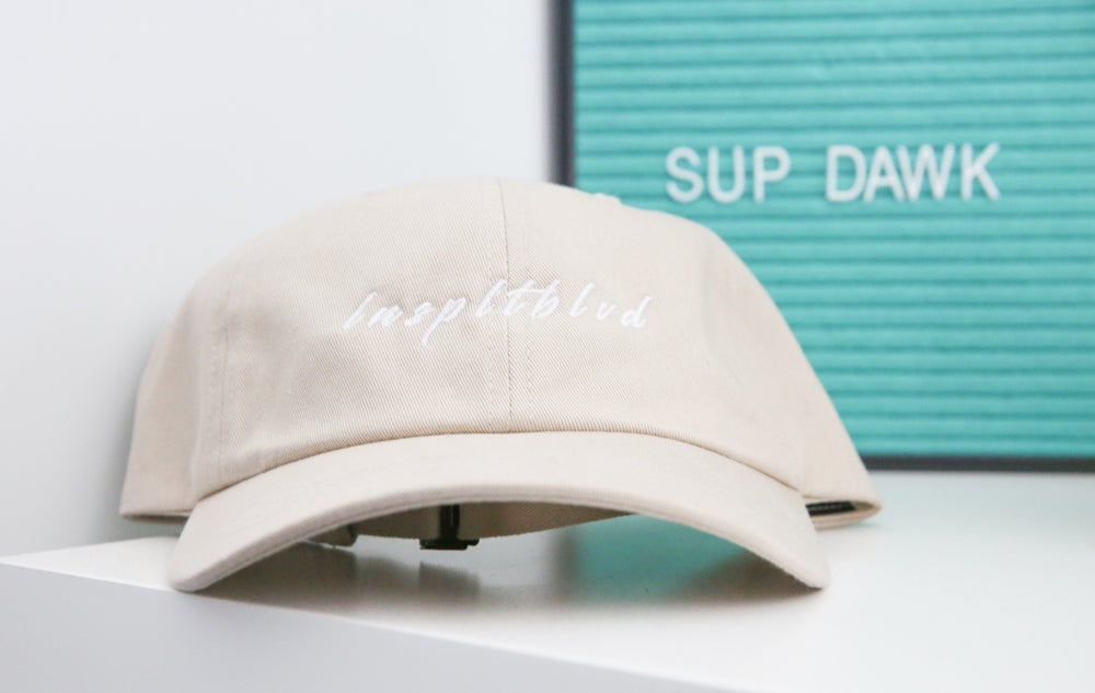 Image of Dad Hat (Sand)