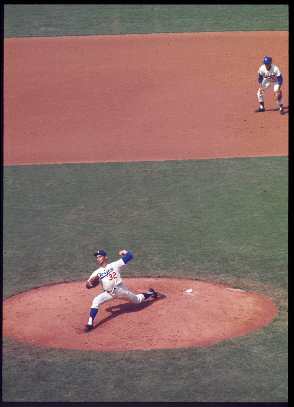 Image of The Poetry of Baseball Photography with the King Sandy Koufax