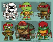Image of Evolution of Raphael