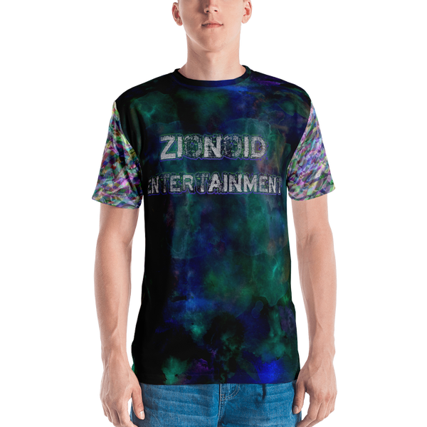 Image of Space Water Design T-Shirt