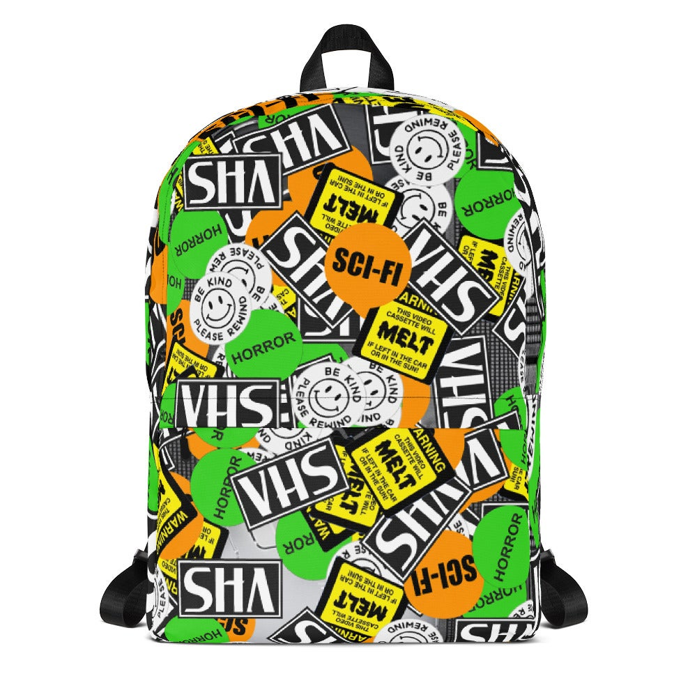 Image of VHS Backpack