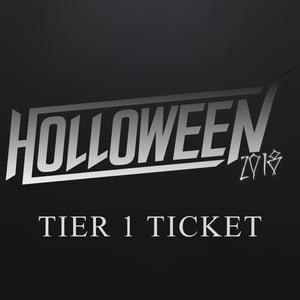 Image of HOLLOWEEN 2018 TICKET