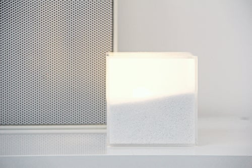 Image of Marble Lamp