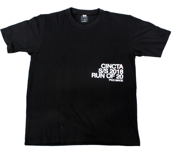 Image of Spec Tee - Black