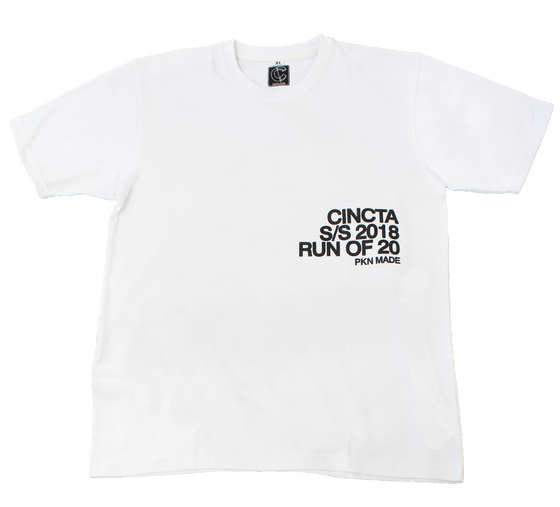 Image of Spec Tee - White