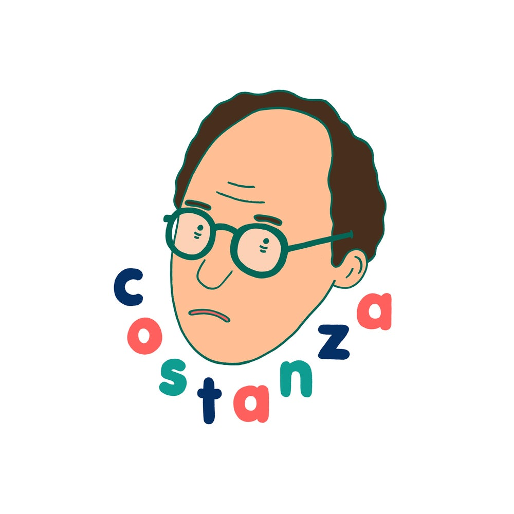 Image of Costanza Print