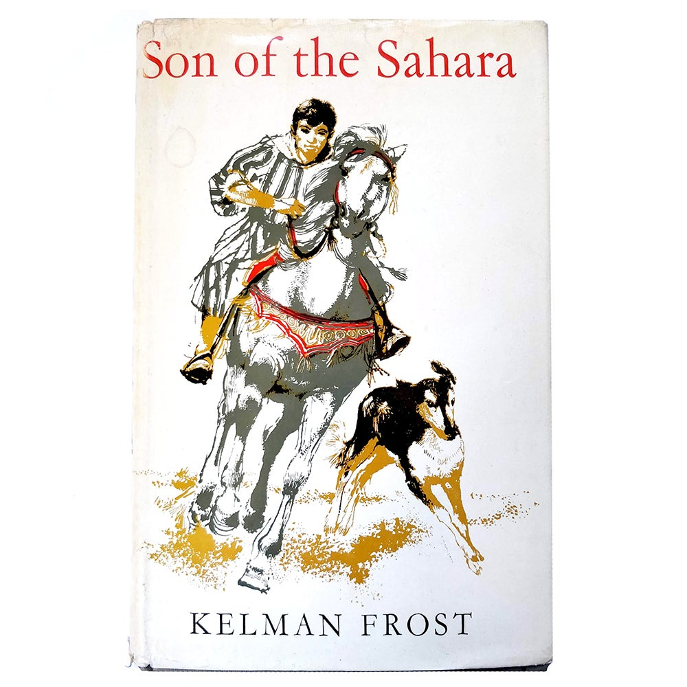 Image of Kelman Frost - Son of the Sahara