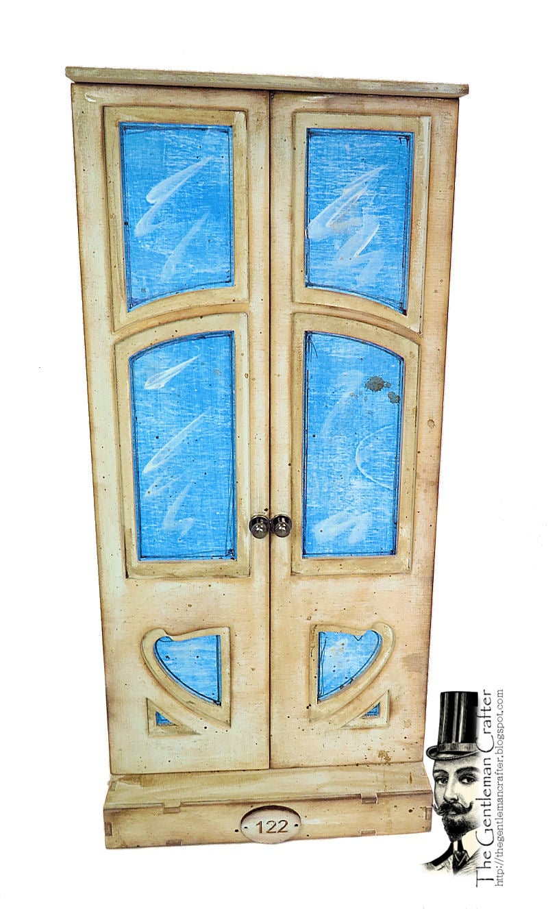 Image of Fairy Lane #122 Double French Door