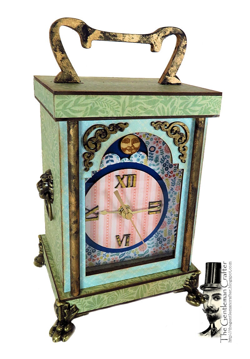 Image of The French Carriage Clock Kit