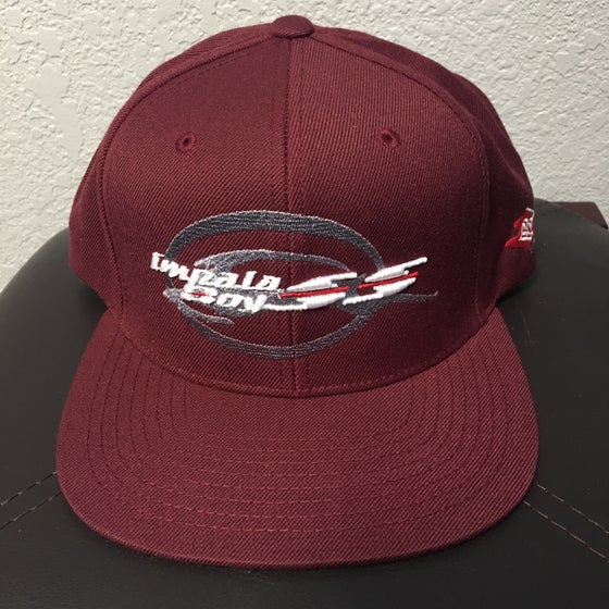 Image of Impala BoySS SnapBack (Burgundy)