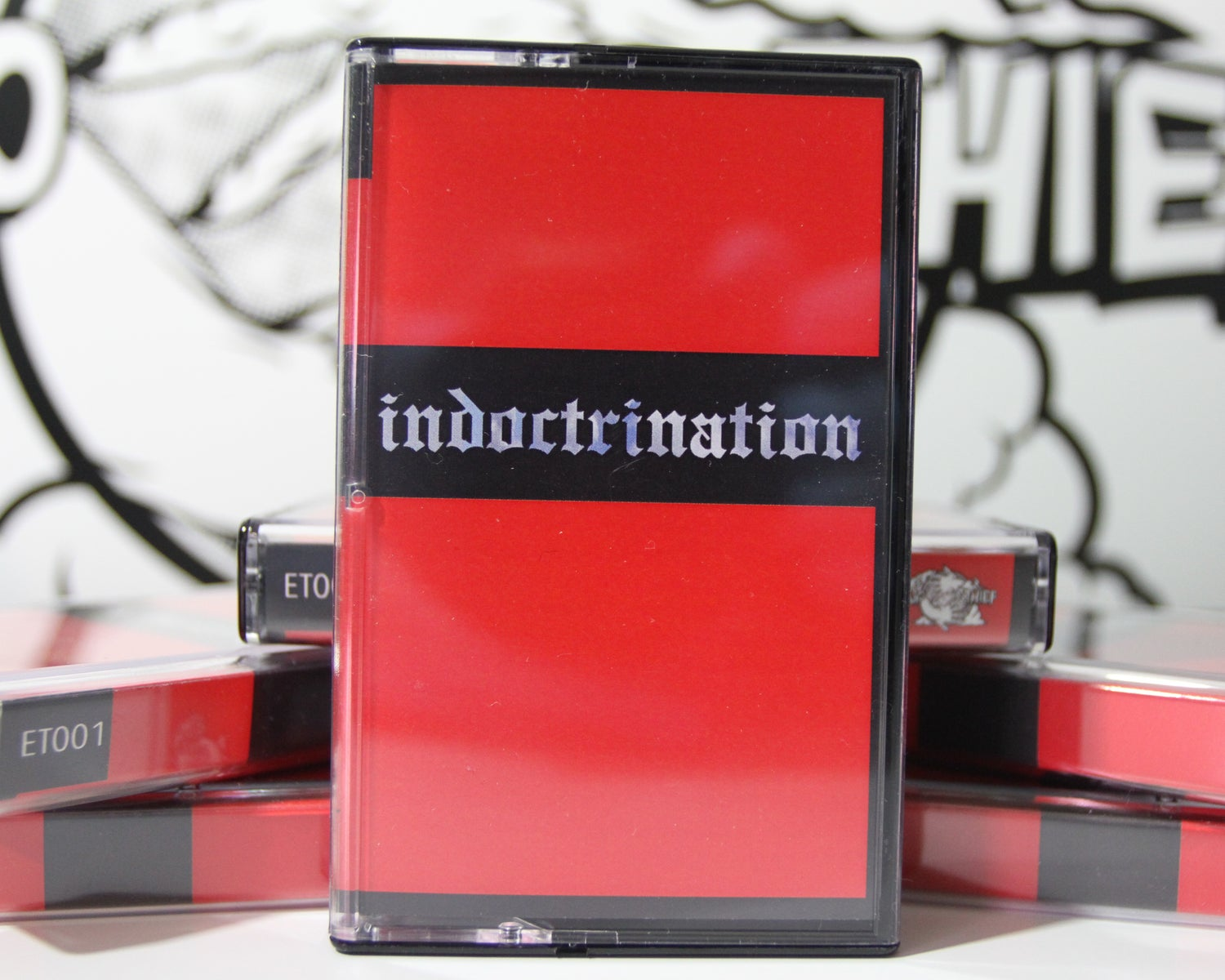 Image of Indoctrination - Cassette Tape