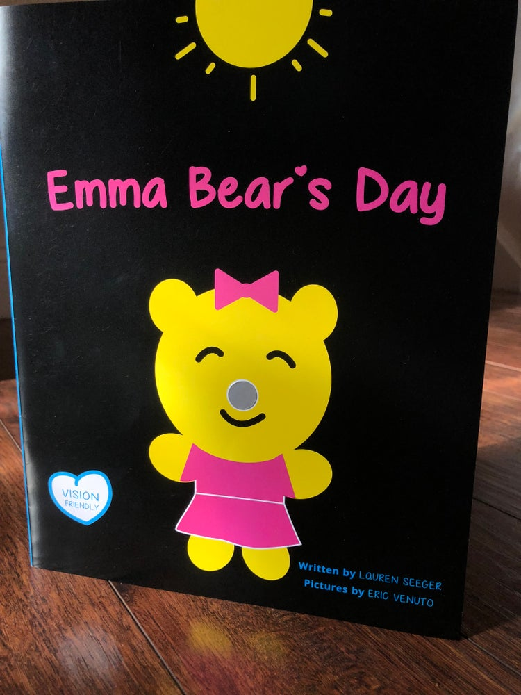 Image of Emma Bear's Day book