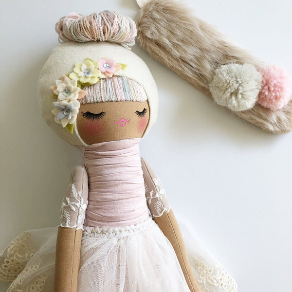 Image of Large Classic Doll Unicorn Collection #1