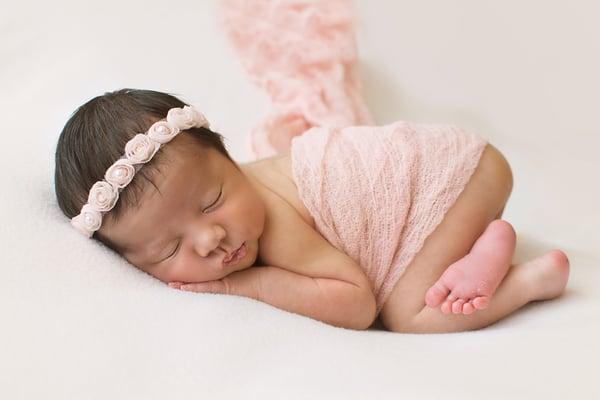 Image of Newborn Mini + Full Family Bundle