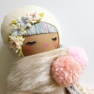 Image of Large Classic Doll Unicorn Collection #8