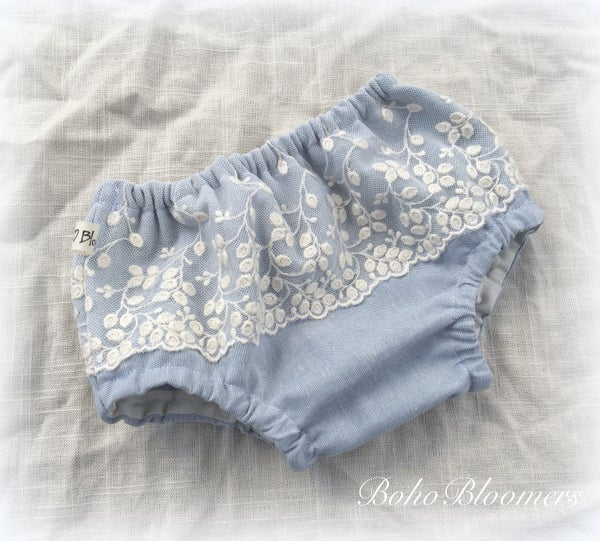 Image of Chambray Bloomers