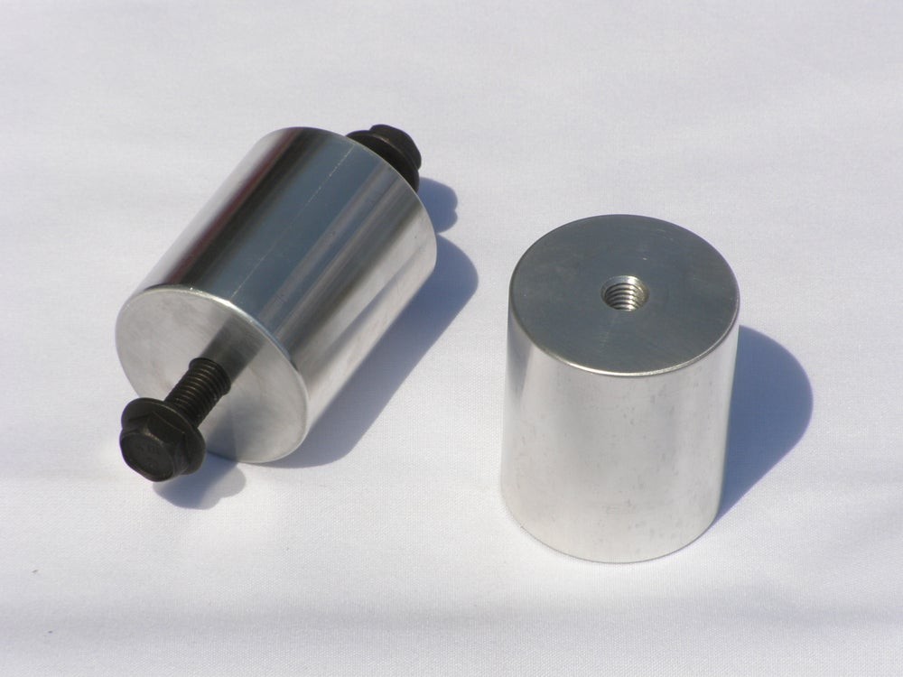 Image of Z31 Solid Aluminum Motor Mounts