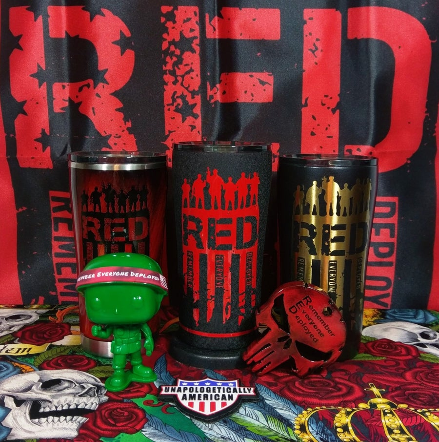 Image of R.E.D. 20oz Tumbler