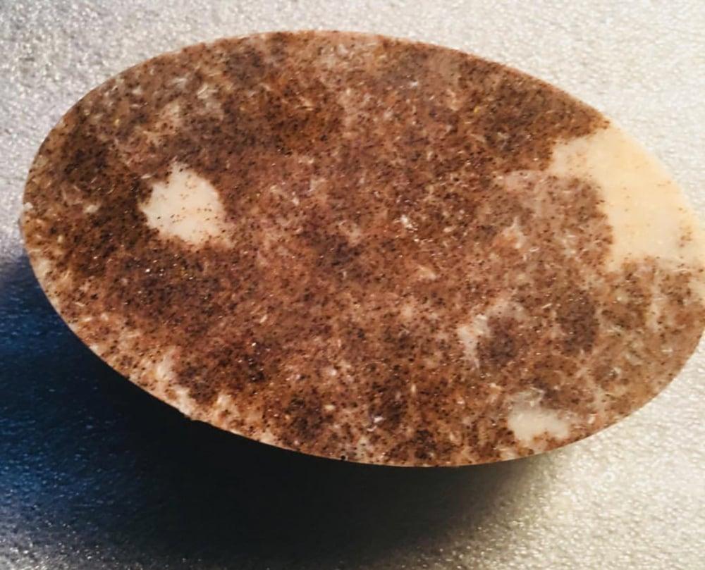 Image of Exfoliating Round Soap