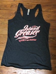 Image of Ladies Pinstripe Tank