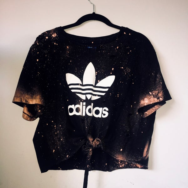 Image of Thrifted Adidas T