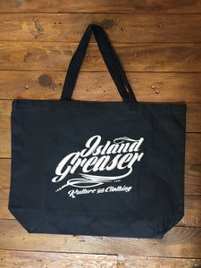 Image of Black Tote Bag
