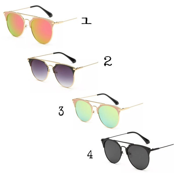 Image of Metal Aviators