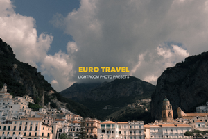 Image of Euro Travel Photo Presets