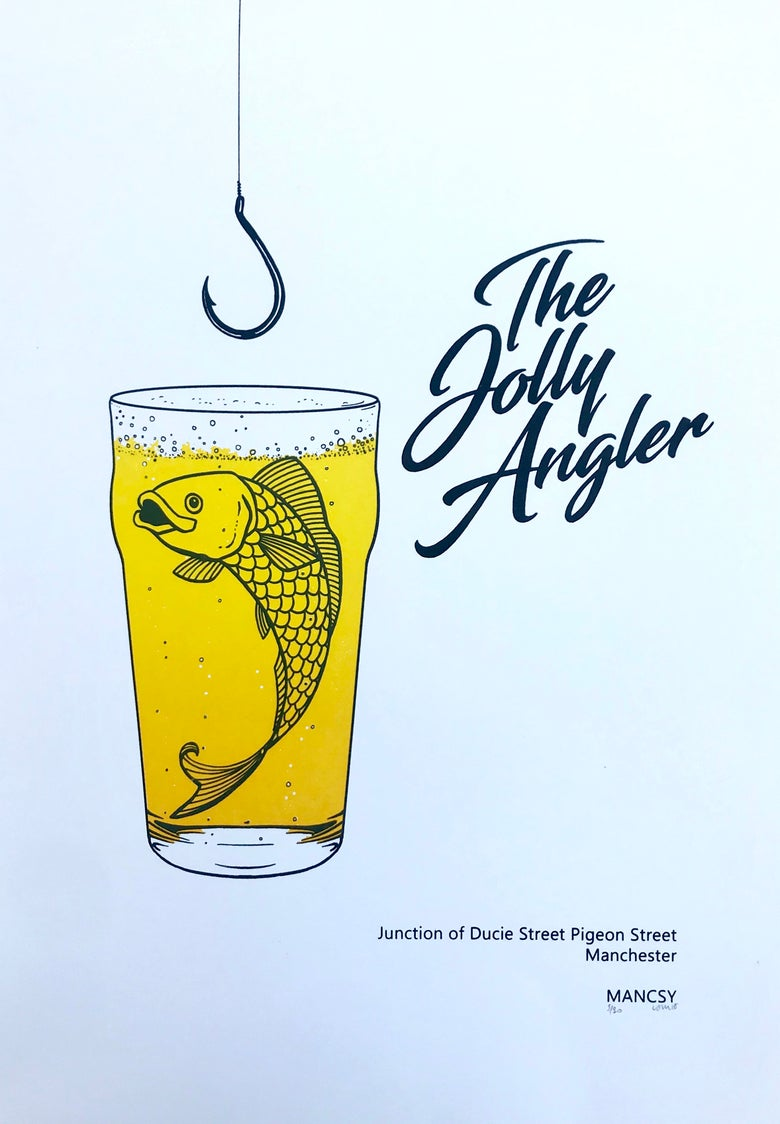 Image of Jolly Angler