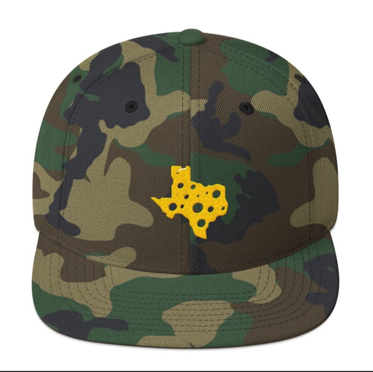 Image of Texas Camo SnapBack
