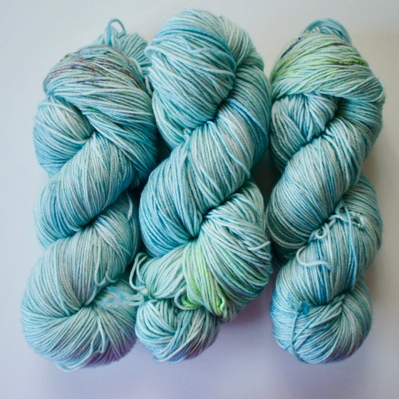 Image of Burnout on Skye Edge | Extra-fine merino sock