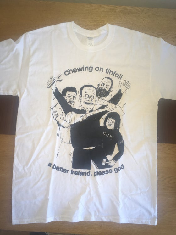 Image of Punish the Parish Prick t-shirt